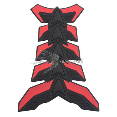 3D Rubber Motorcycle Modified Fuel Gas Tank Pad Protector Decal Sticker Vehicles