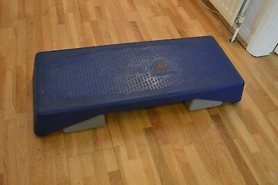 Used Exercise Aerobic Stepper Training Yoga/Workout/Gym/Step Up Board