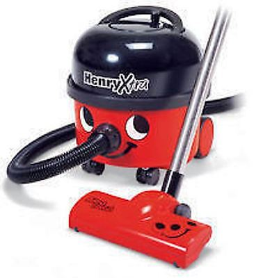 Henry Xtra Model HVX200-11 Vacuum in Red - With Kit X1