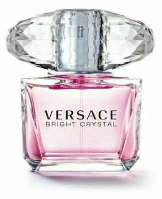 Versace Bright Crystal Profumo Donna Edt Eau De Toilette 90 Ml