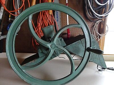 Vintage Farm Ranch Old Corn Sheller Patented In Usa Antique Collectible