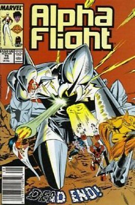 Alpha Flight (Vol 1) #  73 (VryFn Minus-) (VFN-) Marvel Comics AMERICAN