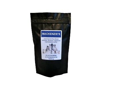 Mackenzie's  Glucosamine & Chondroitin  Joint Care  & Arthritis For Dogs & Cats