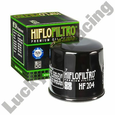 HF204 oil filter to fit Triumph models Replace OE T1210444 T1218001 Hiflo Filtro