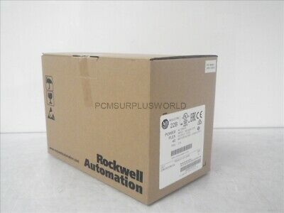 22B-D010N104 22BD010N104 Allen Bradley PowerFlex 40 Ac Drive 5HP 3Ph (New 2017)