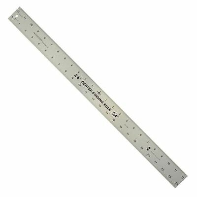 "24"" Center Finder Finding Ruler Centering Stainless Steel"