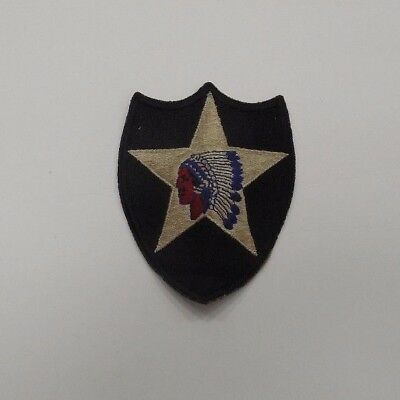 WWll US Army 2nd Infantry Division Patch