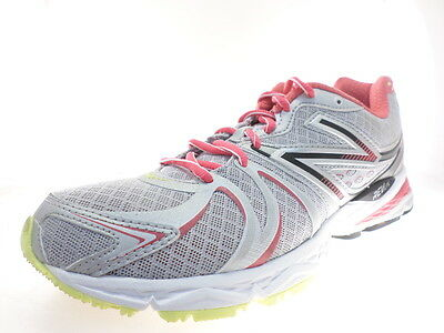 New Balance 870V2 Womens Running Shoes W870PY2 Gray/Pink/Ylw Size 7 B