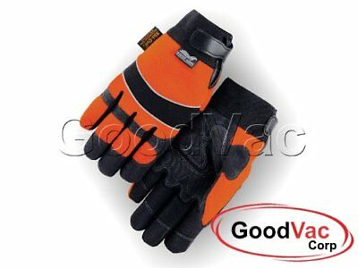 MAJESTIC Glove 2145HOH  Lined Waterproof Windproof Armor Skin Gloves - Size XXL
