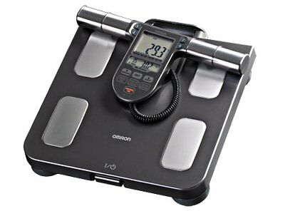 NEW Omron HBF 514C Full Body Composition Sensing Monitor and Scale