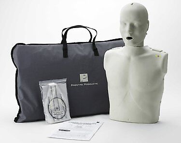 NEW Prestan Professional Adult CPR AED Light Skin with Monitor FREE SHIPPING