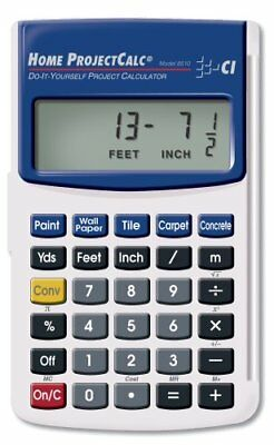 Calculated Industries 8510 Home ProjectCalc Do It Yourself Project Calculator