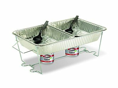 NEW Sterno Full Size Buffet Kit FREE SHIPPING