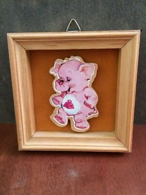Elephant 3D small wall hanging Care Bear Cousins