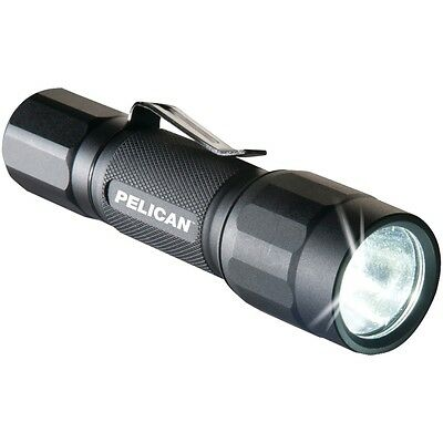PELICAN 023500-0000-110 100-Lumen 2350 Tactical LED Flashlight