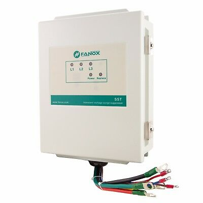 Fanox Surge Arrester for Critical Applications Protection – SST