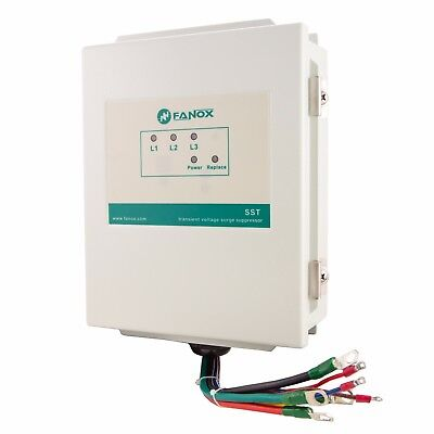 Surge Arrester for Critical Applications Protection – SST