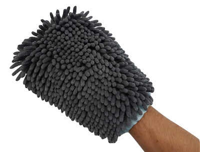 Henry Wag Microfibre Drying Cleaning Glove Grooming Glove Pet Towel 40588