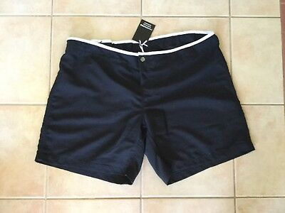 Maternity Ninth Moon Black Board Shorts Swimwear Size 20 NWT
