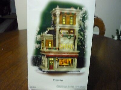 2005 WOOLWORTH'S, (Christmas In The City), Item mint