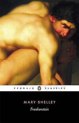 Frankenstein by Mary Shelley - Penguin Classics, Maurice Hindle, Paperback, New