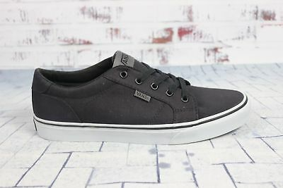 61dbdd0fee VANS BISHOP (TEXTILE) Black Glacier Grey Men s 9 -  45.00