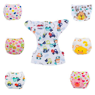 2017 Newborn Baby Summer Cloth Diaper Cover Adjustable Reusable Washable Nappy