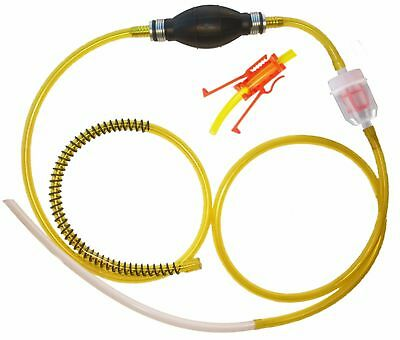 GasTapper (TM) EQUIPMENT SIPHON, DIESEL / GAS/ FUEL, GAS TRANSFER, REMOVE OIL