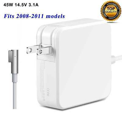 "New AC Adapter for Apple Macbook Air 11"" 13"" A1237 A1369 A1370 45W 14.5V"