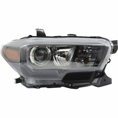 New Headlight Lamp Passenger Right Side RH Hand TO2503254 8111004280 for Tacoma