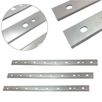 "13"" 330mm Steel Planer Blades for DW735 & DW735X Planer Replaces DW7352 3 Pack"