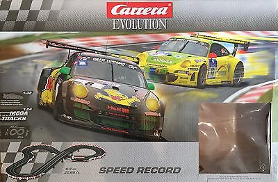 Carrerra Evolution Speed Record 25202 PLUS extension set 26953