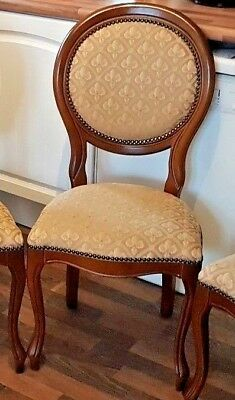 QUEEN ANNE STYLE CHAIR, Bedroom, Living room. Dinning room..