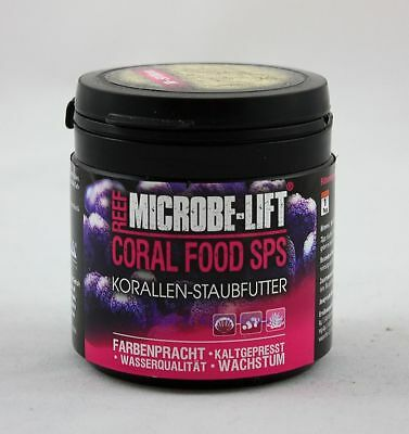Coral Food SPS Staubfutter 150ml Microbe-Lift  Korallenfutter 10,60€/100ml