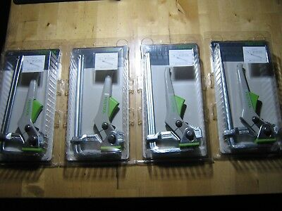 Festool  4 x 160mm Fastfix adjustable clamp