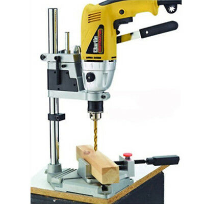 New Power Tools Accessories Bench Drill Press Stand Clamp Base Frame for Drills