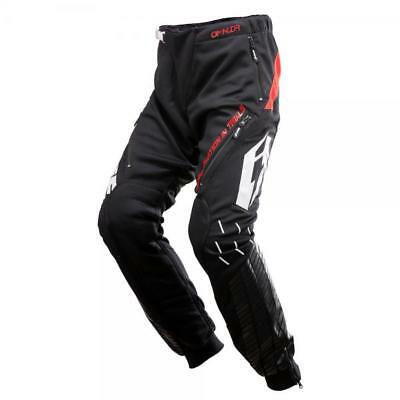 Jitsie Omnia Pants, New design Black/Red, Trials Trousers clothing