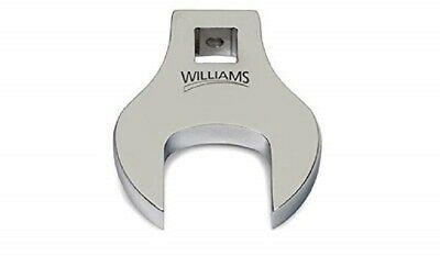 Williams 10702 3/8 Drive Crowfoot Wrench, 1/2-Inch