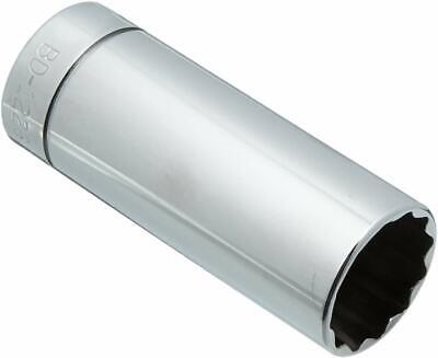Williams BD-1226 3/8 Drive Deep Socket, 12 Point,13/16-Inch