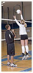 NEW Tandem Sport Spike Trainer Volleyball Training Device FREE SHIPPING