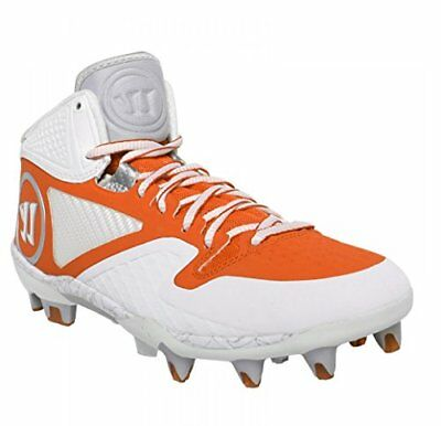 NEW Warrior Adonisor Style Mens Lacrosse Cleats 14 M US FREE SHIPPING