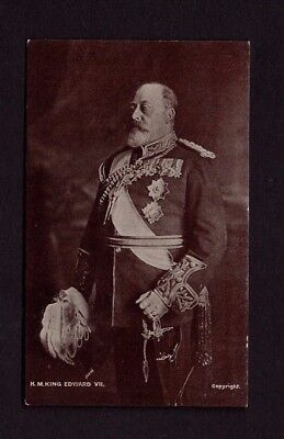 Postcard His Majesty King Edward VII *3607