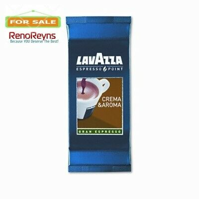 100 Lavazza Point Crema Aroma Grand Espresso Cartridges Oz 22 Singleserve Pods