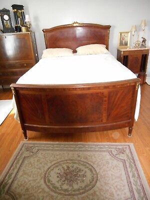 antique Louis XVI French Bed!