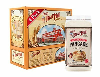 NEW Bobs Red Mill Gluten Free Pancake Mix 22 Ounce Packages Pack of 4 pleasure