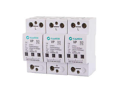 Fanox Class I Electrical Equipment Protection Relays for Std Applications - SPD
