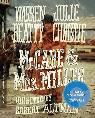 McCabe & Mrs. Miller The Criterion Collection [Blu-ray]
