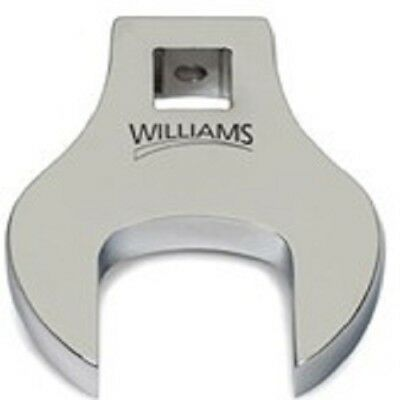Williams 10813 1/2 Drive Crowfoot Wrench, 1-1/8-Inch