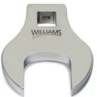 Williams 10822 1/2-Inch Open End Drive Crowfoot Wrench, 1-11/16-Inch