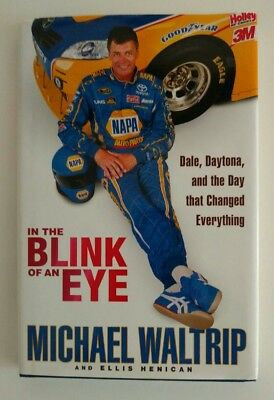 In the Blink of an Eye : Dale, Daytona, and the Day That Changed Everything by …